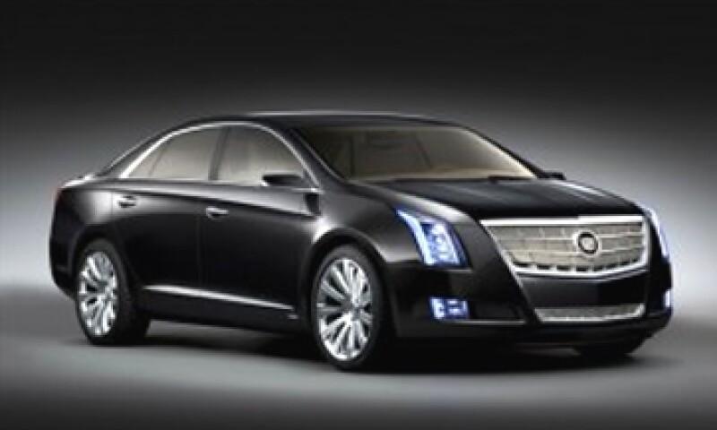 El próximo auto Cadillac tendrá integradas las funciones de deslizar y pellizcar, parecidas a las del iPhone o la iPad. (Foto: Cortesía Fortune)