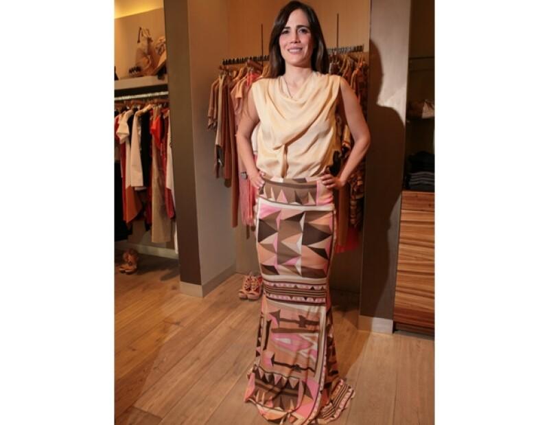 Raquel Juan Marcos ha sido catalogada una de las mujeres mejor vestidas de México.