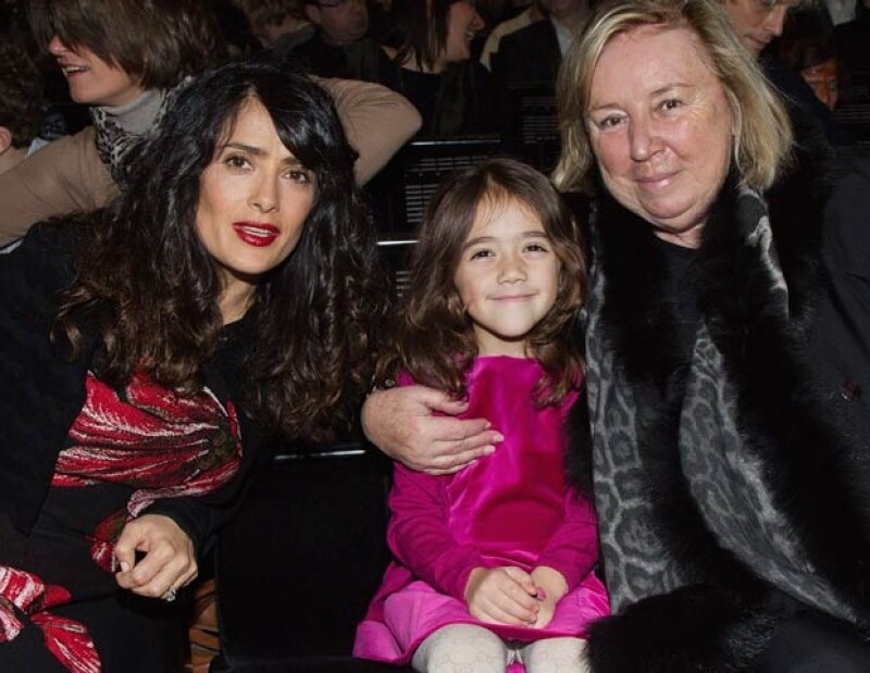 El empresario francés y esposo de Salma Hayek controla uno de los conglomerados más importantes de moda, pero ¿quiénes son sus hijos? Aquí te decimos.