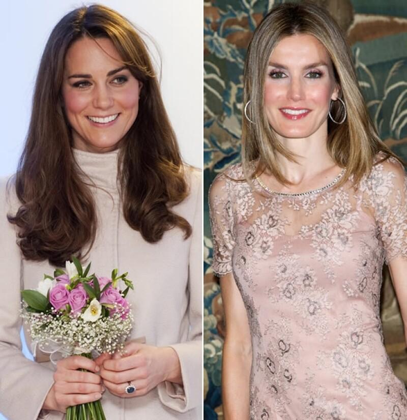 Una es reina de España y la otra duquesa de Cambridge, y ambas son de origen plebeyo pero, ¿quién de las dos es la que manda en lo que a moda se refiere?