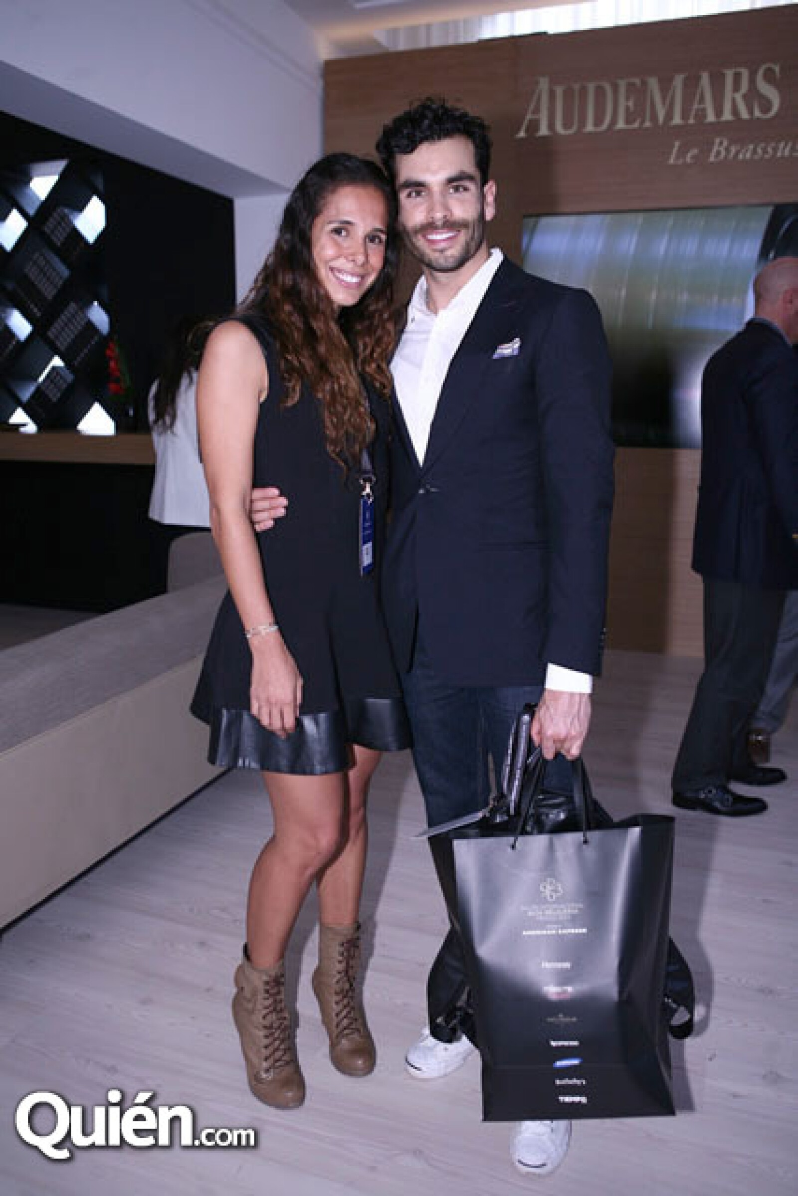 Lizeth Sainz,Gonzalo García Vivanco