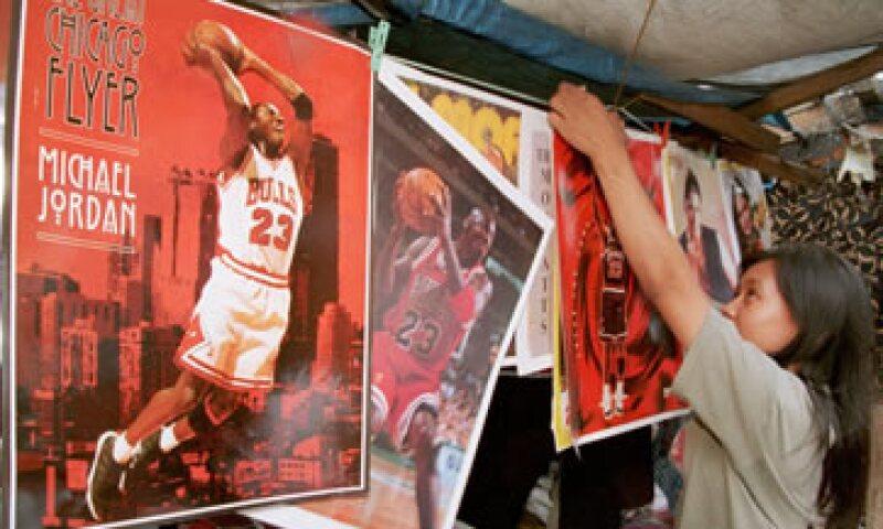 En febrero, Jordan demandó a una firma china de artículos deportivos por el uso no autorizado de su nombre. (Foto: AP)