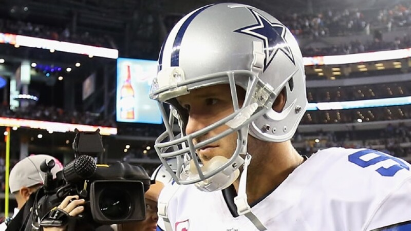 Tony Romo, Vaqueros, Dallas, fecha 4, 2012, NFL vs chicago, osos