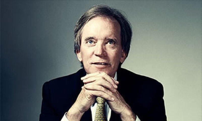 Bill Gross sugirió a los inversionistas los bonos sobre las acciones. (Foto: Cortesía Fortune)