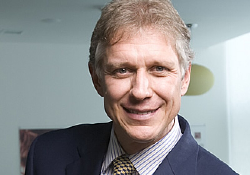 Bernardo Martínez-Parente, director de Mercadotecnia de Lilly ICOS. (Foto: Adán Gutiérrez)