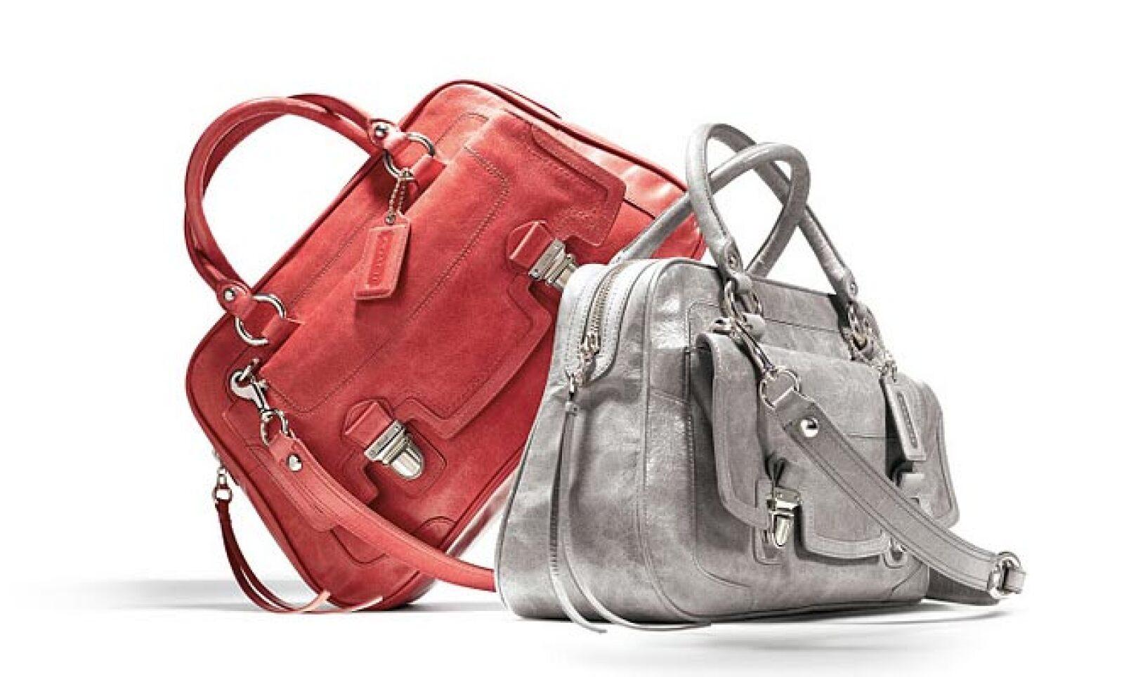 Estas bolsas tienen seis compartimentos, ideales para salir del hogar con todo lo necesario.