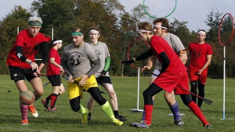 juego quidditch
