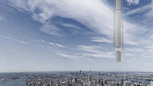 Torre Analemma, ciudad de Nueva York