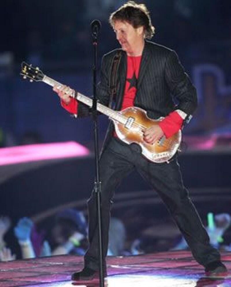El ex Beatle inaugurará la décima edición del evento a realizarse en California en abril.