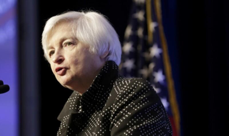 La jefa de la Fed indicó que ya puede ver que los riesgos externos se han disipado desde el verano boreal. (Foto: Reuters)