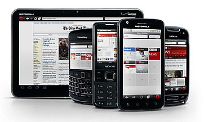La firma apuesta a crecer en México gracias a la alta tasa de penetración de dispositivos móviles. (Foto: Cortesía Opera)