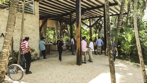 Hoteles Tulum restituidos
