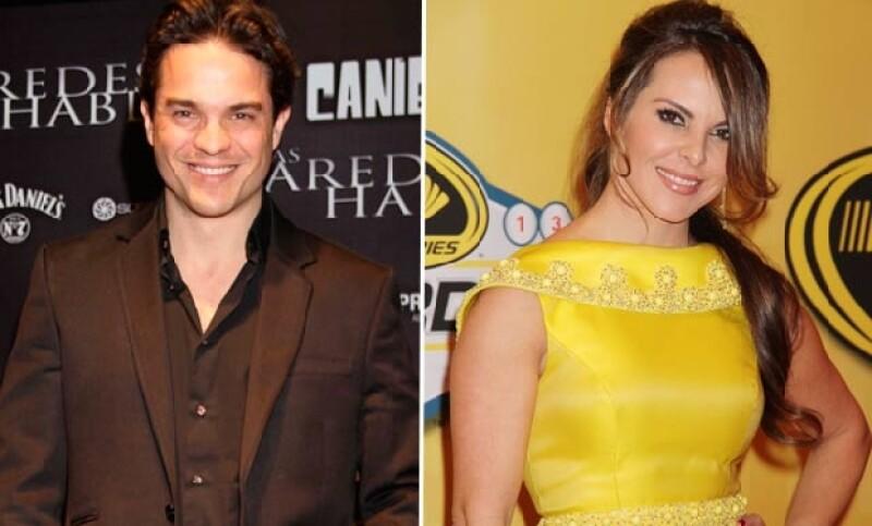 Durante una entrevista, el actor dejó entrever que sí existe un noviazgo con Kate, a quien definió como una mujer que ha roto muchos parámetros.
