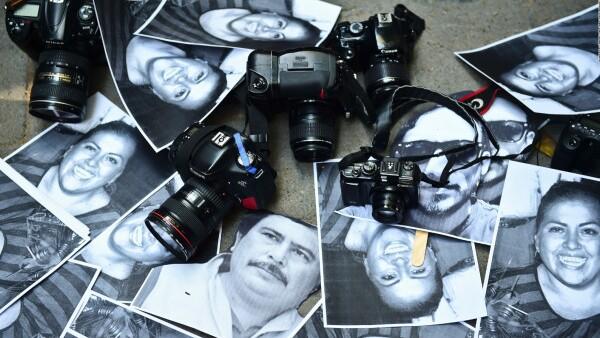México no protege a los periodistas y Veracruz es el peor ejemplo