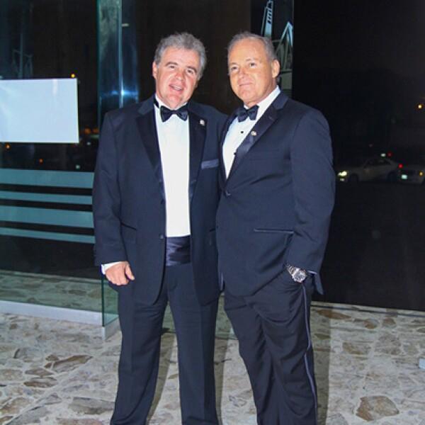 Martin Lausterman y Tomás Campuzano