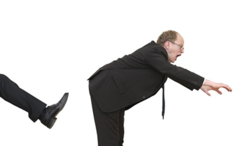 Las debilidades como persona y ejecutivo limitan no sólo al director sino a su equipo, por lo que pueden ser causa de un despido. (Foto: Getty Images)