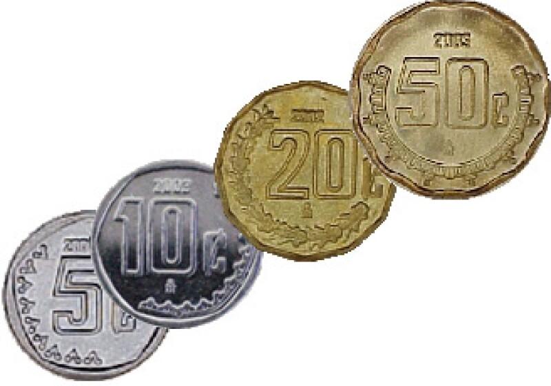 La elaboración de estas moneditas permitirá un ahorro de 300 millones de pesos pues se utilizará material sobrante. (Foto: Cortesía)