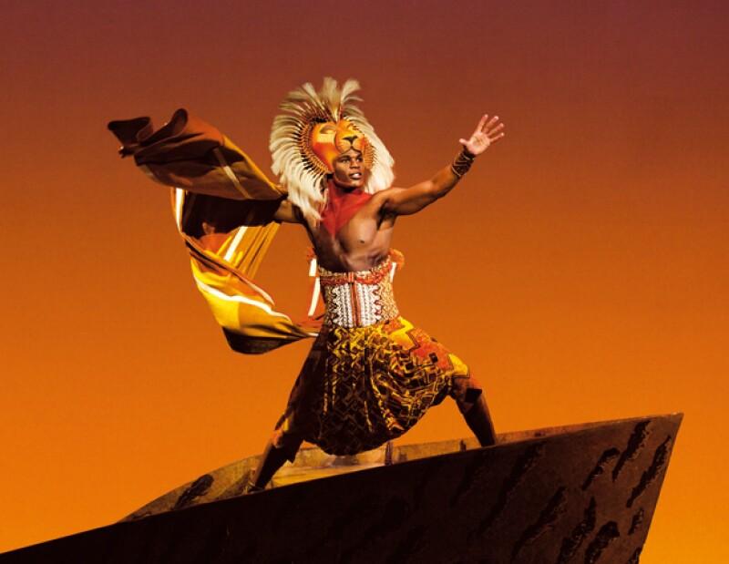 Nos colamos al teatro Telcel para platicar con los actores que interpretan a Rafiki, Simba, Mufasa, Nala y Scar sobre la magna producción musical de Disney que estrena en México.