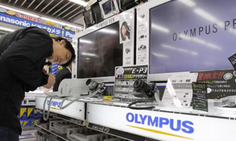 Olympus refleja refleja las debilidades de la dirección de empresas en Japón. (Foto: AP)