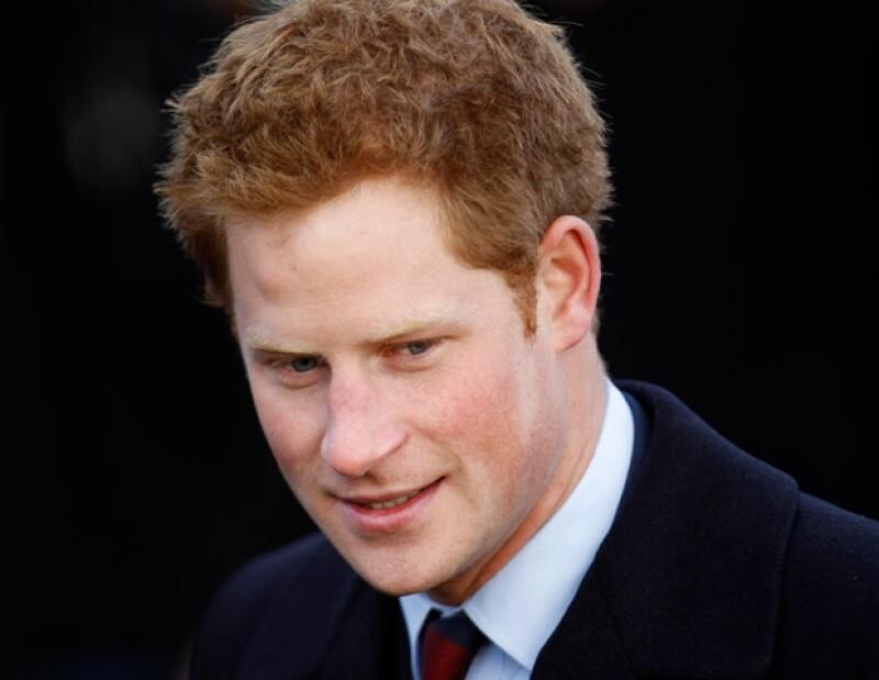 El príncipe Enrique tiene fama de rompecorazones.