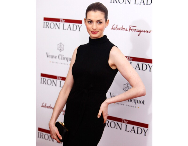 """Debido a que la actriz se encuentra en la filmación de la película """"Los Miserables"""", los productores de dicha cinta le pidieron que baje dos tallas."""