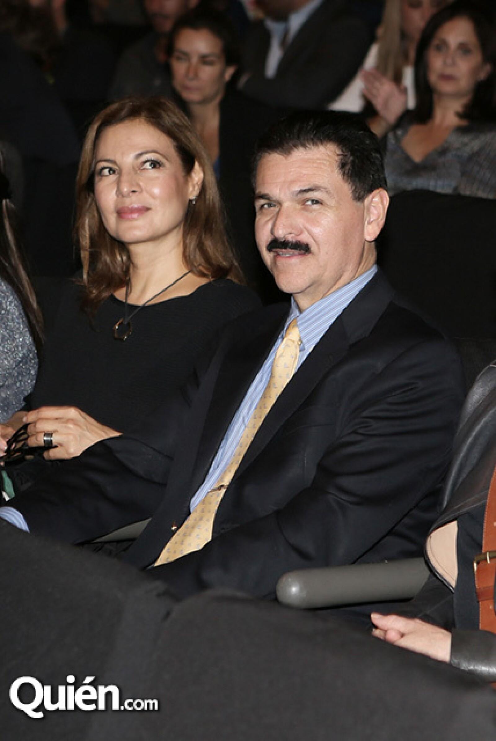Yamil Guerra y Gerardo Chávez