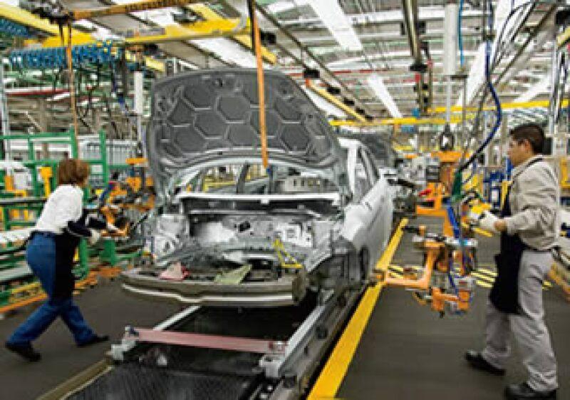 El valor agregado que Ford ha puesto en sus autos permite a los distribuidores obtener utilidades de 10%. (Foto: Adán Gutiérrez)