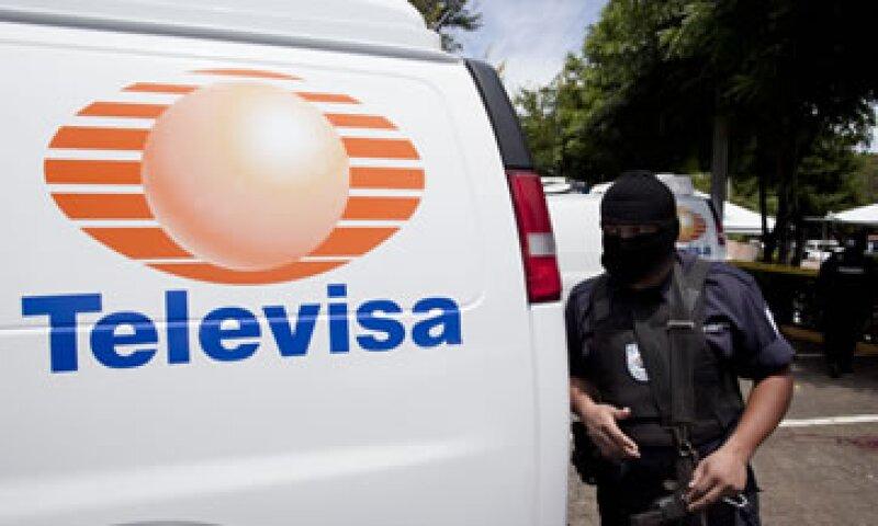 Televisa informó a las autoridades de ambos países que ninguna de las 18 personas detenidas en Nicaragua laboraron en la empresa. (Foto: AP)