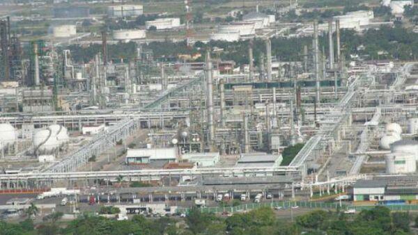 refinería_Pemex_Madero