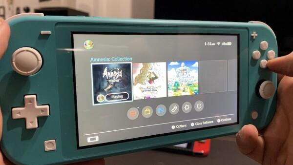 Nintendo Switch Lite da clases de gaming móvil