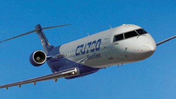Las aeronaves CRJ NextGen proveen bajas emisiones de gases invernadero