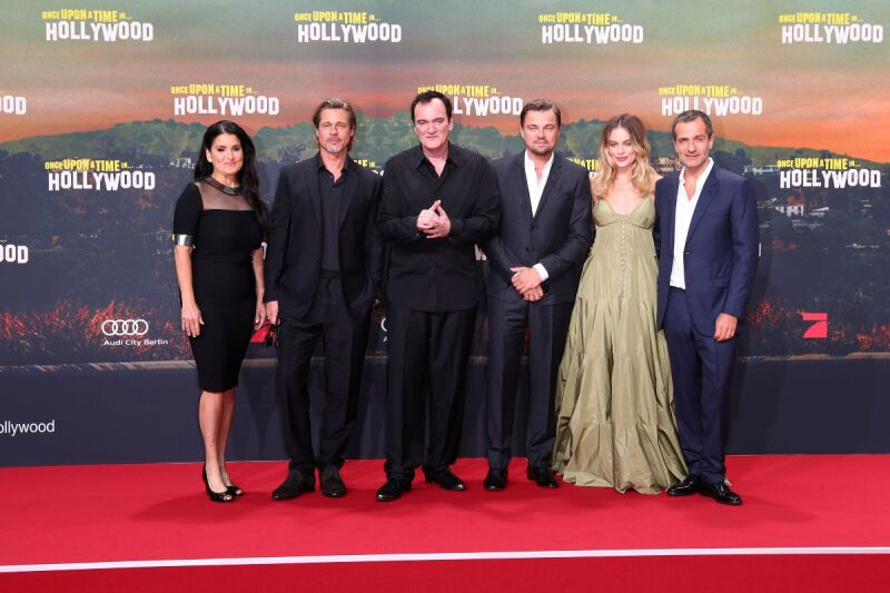 Elenco de Once Upon a Time... in Hollywood