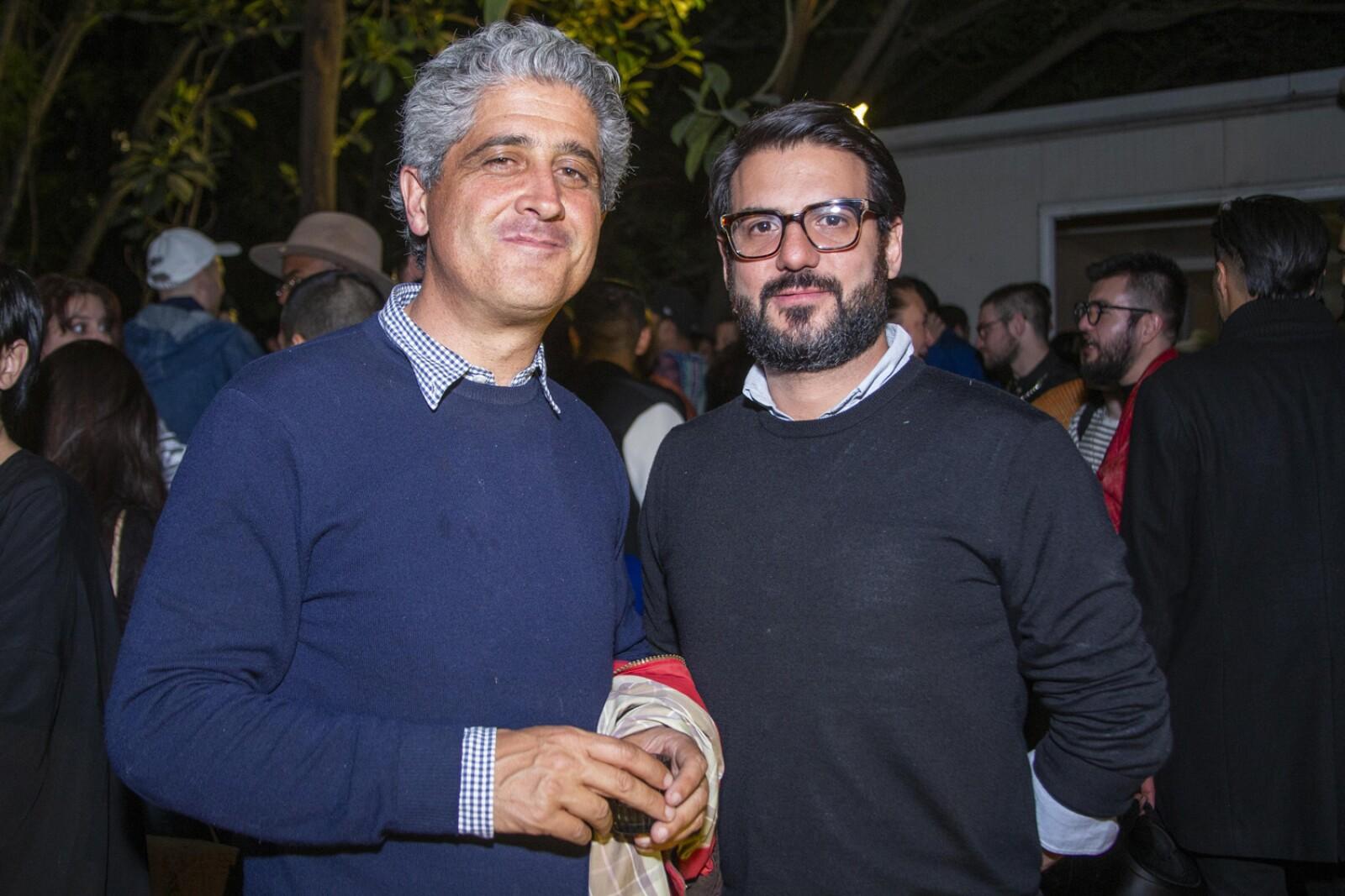 Gabriel López Morton, Rodrigo Lastra