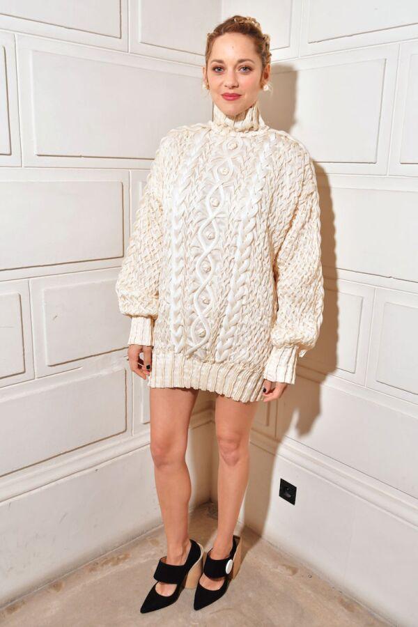 Jean-Paul Gaultier show, Front Row, Spring Summer 2018, Haute Couture Fashion Week, Paris, France - 24 Jan 2018
