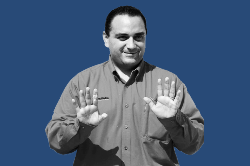 El exgobernador Roberto Borge