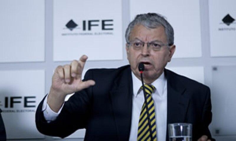 Manuel Camacho Solís también  coordinó la consulta ciudadana sobre la reforma energética en 2008.  (Foto: Cuartoscuro )
