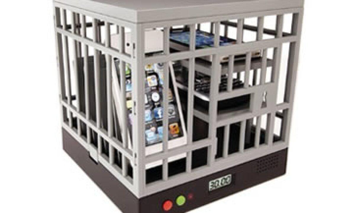 Resultado de imagen para jaula de celulares