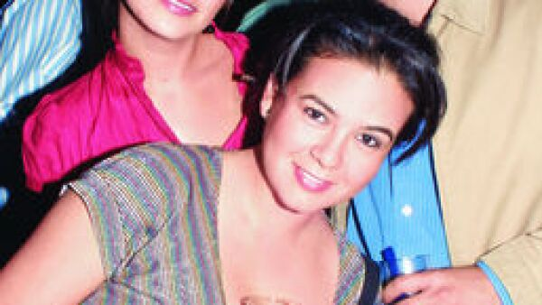 Georgina Arias, Mayra López,  Jorge Montiveller