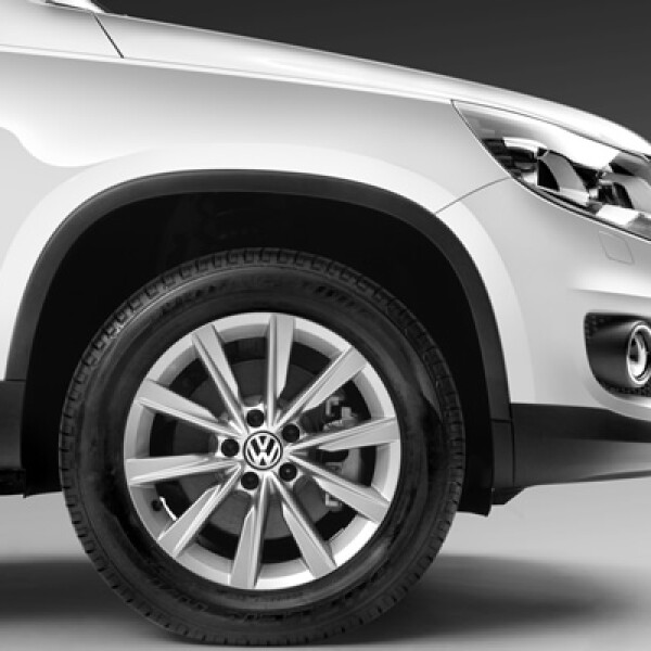 Esta SUV estará disponible en colores negro, plata, blanco y café.
