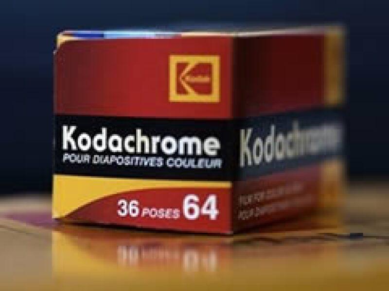 Las películas fotográficas Kodakchrome sólo eran procesadas por un laboratorio. (Foto: AP)