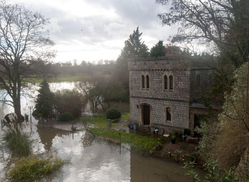 Casa de  Paul Whybrew