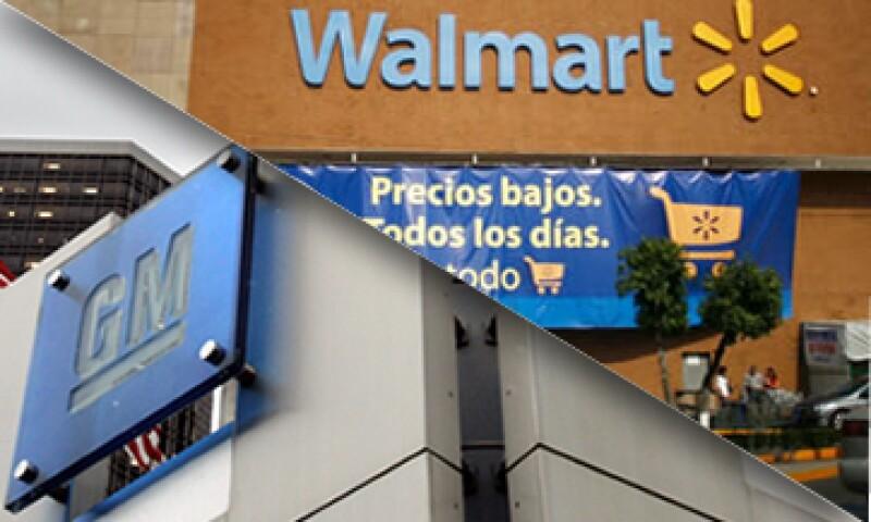 Por octavo año consecutivo, Walmart de México ocupa el primer lugar del ranking 2012 de '100 Multinacionales'. General Motors se posiciona en el segundo lugar por segundo año. (Foto: Especial)