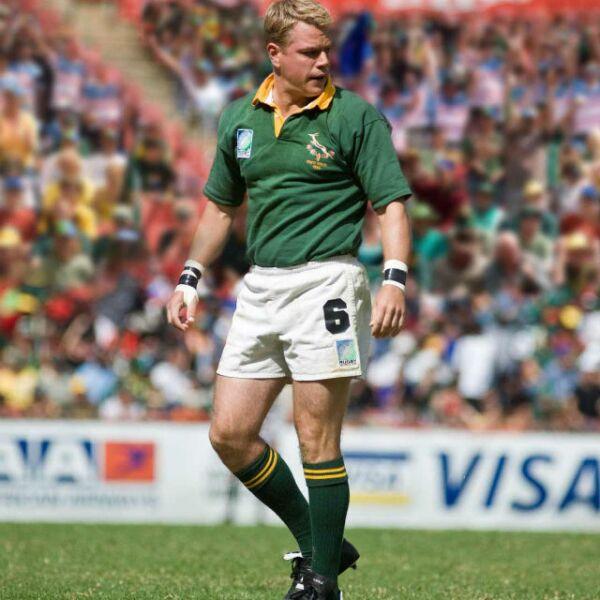 Matt Damon era un jugador de rugby para Invictus, del 2009.