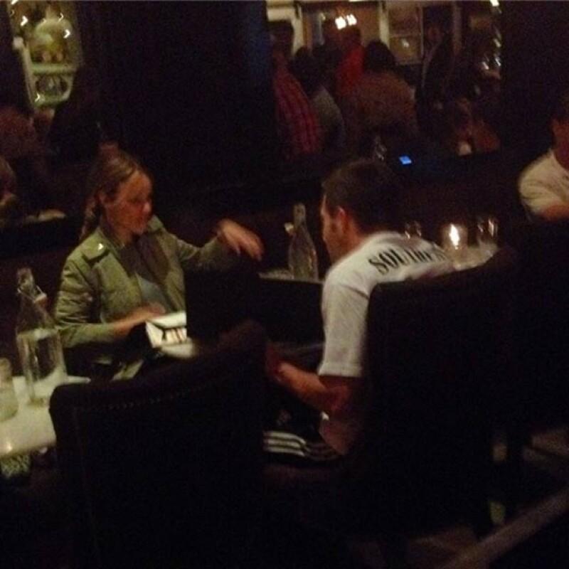 """Los actores, que se encuentra rodando actualmente la cinta """"Southpaw"""", fueron vistos cenando juntos en Pittsburg. ¿Cena entre amigos o new couple alert?"""