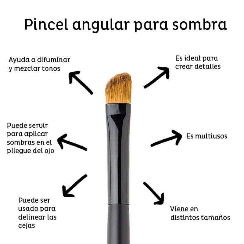 d2982e743 Después de haber conocido los usos de las brochas para maquillaje, te  enseñamos para qué