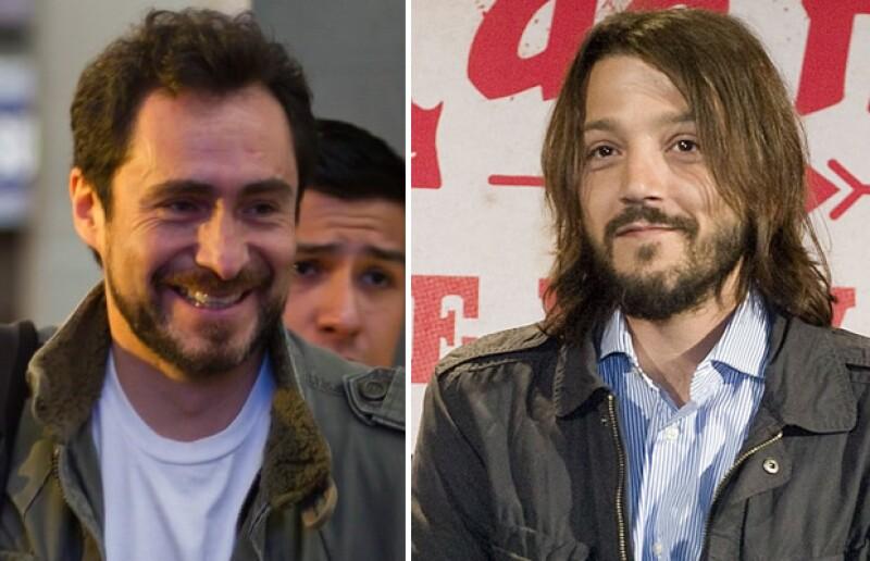 Ambos actores compiten en la categoría de Mejor Actor Latino en la entrega que se realizará el 3 de junio.
