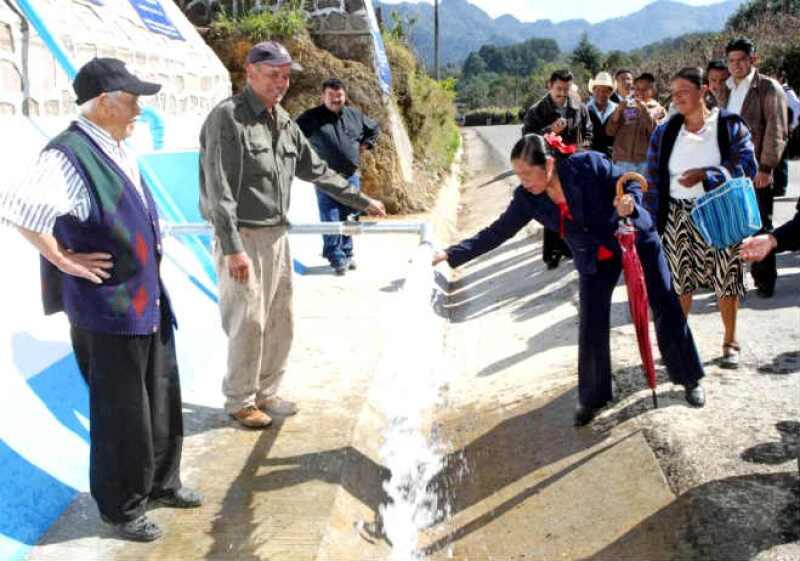Agua potable Puebla