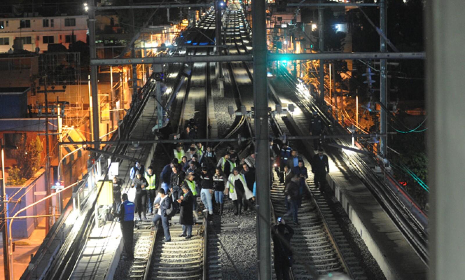 Este domingo entró en operación el último tramo de Línea 12 del Metro que estuvo suspendida por mantenimiento desde marzo de 2014.