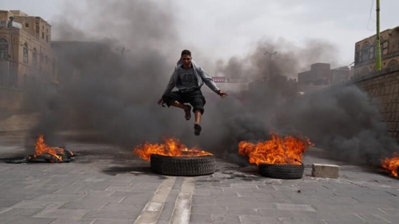 Yemen protestas