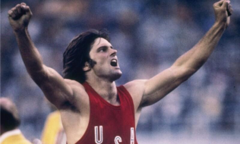 Bruce Jenner ganó una medalla de oro en las olimpiadas de Montreal 1976. (Foto: Getty Images/ Archivo)